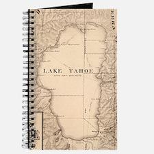 Cute Lake tahoe Journal