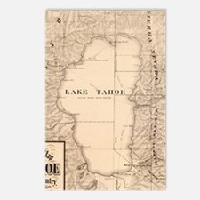 Unique Lake tahoe Postcards (Package of 8)