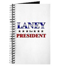 LANEY for president Journal