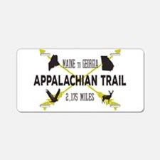 Cute Smoky mountain Aluminum License Plate