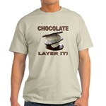 Chocolate Layer It Light T-Shirt