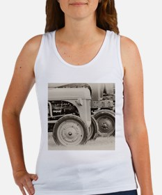 Farm Tractors Women's Tank Top