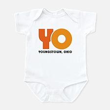 YO-Youngstown Infant Bodysuit