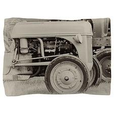Farm Tractors Pillow Sham