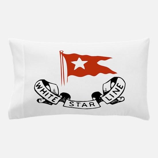 WhiteStar Pillow Case
