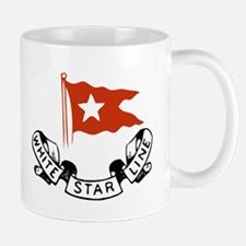WhiteStar Mugs
