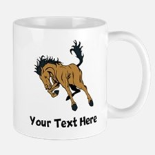 Bucking Horse (Custom) Mugs