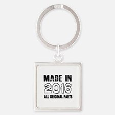 Daddy Since 1951 Square Keychain
