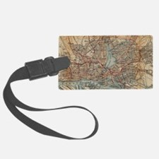 Cool Germany hamburg Luggage Tag