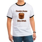 Chocolate Mousse Cake Attack Ringer T