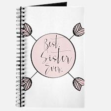 Best Sister Ever Journal