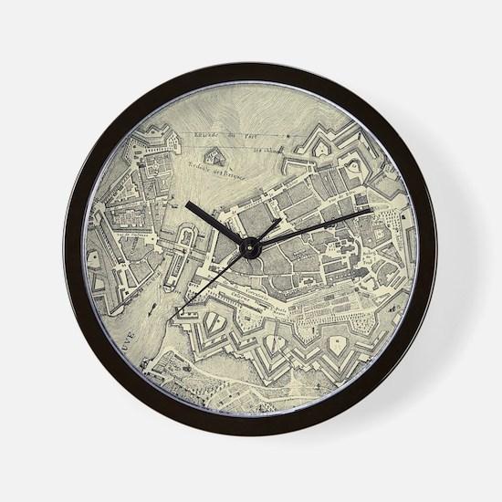 Unique Geneva Wall Clock