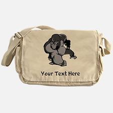 Big Gorilla (Custom) Messenger Bag