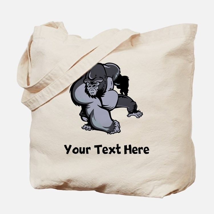 Big Gorilla (Custom) Tote Bag