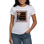 Chocolate Quitter 1 Women's T-Shirt