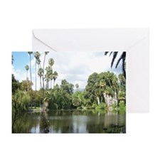 Arboretum Lagoon Greeting Cards (Pk of 10)