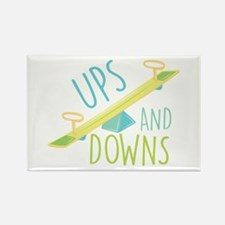 Ups And Downs Magnets