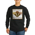 Triple Threat Take the Challe Long Sleeve Dark T-S