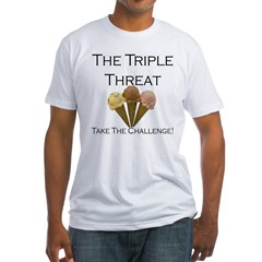 Triple Threat Take the Challe Shirt