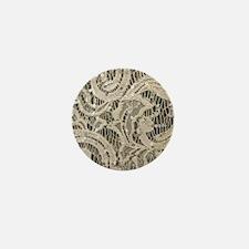Lace Mini Button