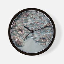 Funny Lace Wall Clock