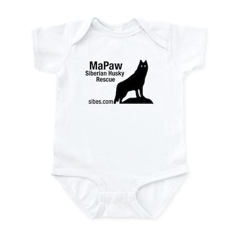 MaPaw Logo Infant Bodysuit