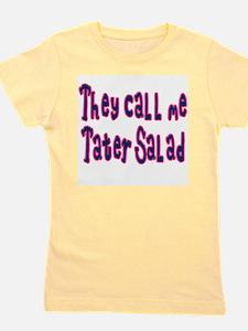 Cute Salad Girl's Tee