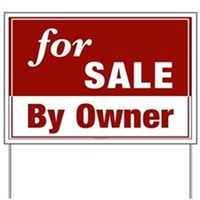 FOR SALE (By Owner) Yard Sign
