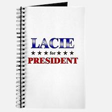 LACIE for president Journal
