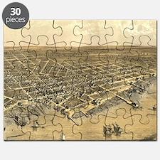 Cool I love michigan Puzzle