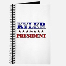 KYLER for president Journal