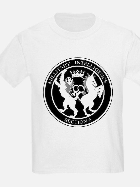 MI6 Logo T-Shirt