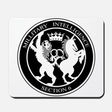 MI6 Logo Mousepad