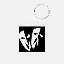 Stage Masks Keychains