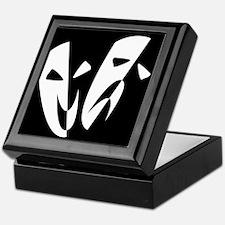 Stage Masks Keepsake Box