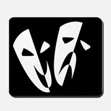 Stage Masks Mousepad
