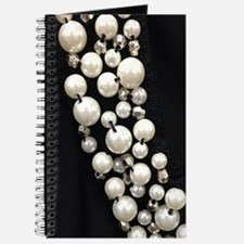 black and white pearl Journal