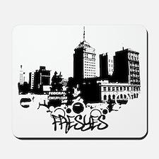 fresyes // mouse pad