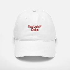 Proud Uncle of Declan Baseball Baseball Cap