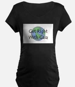 Get Right With Gaia T-Shirt