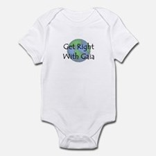Get Right With Gaia Infant Bodysuit