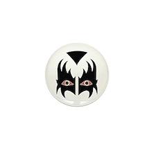Demon-Eyezd Mini Button (10 pack)