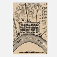 Unique Orleans Postcards (Package of 8)