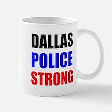 Dallas Police Strong Mugs
