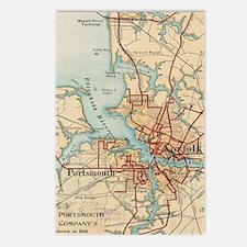 Hampton university Postcards (Package of 8)