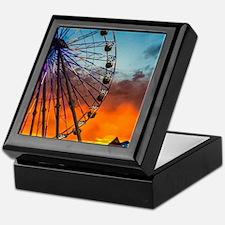 Del Mar Fair Keepsake Box