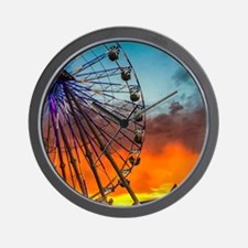 Del Mar Fair Wall Clock