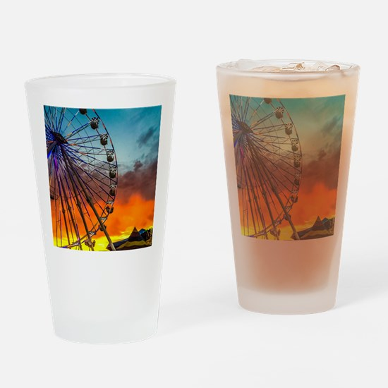 Del Mar Fair Drinking Glass