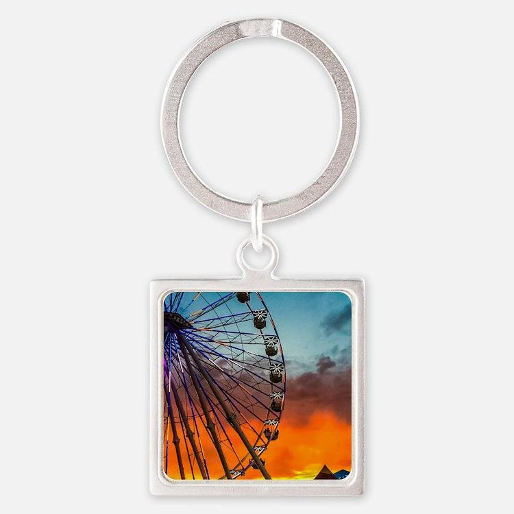 Del Mar Fair Keychains