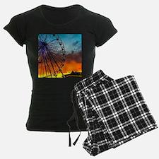 Del Mar Fair Pajamas